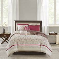 mainstays 8 comforter and coverlet bedding set