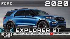 ford explorer 2020 release date 2020 ford explorer st review release date specs prices