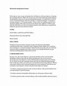 Management Objectives For Resume Resume Objective Quotes Quotesgram