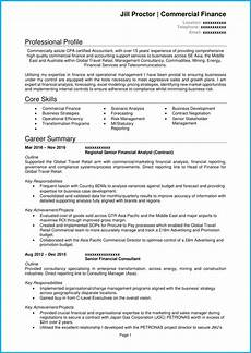Professionals Cv Professional Cv Template With 7 Example Cvs For Inspiration