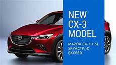 Mazda Cx 3 2020 Interior by 2020 Mazda Cx 3 Changes Interior Exterior Gt Sport
