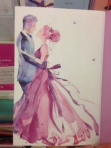 Watercolor Wedding Cards Watercolor Wedding Card Watercolor Pinterest