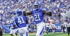 Cbs Sports Football Depth Charts Kentucky Football Depth Chart Vs South Carolina