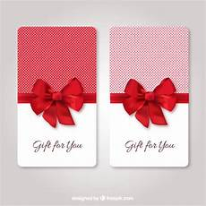 Gift Card Samples Free Gift Cards Template Vector Free Download