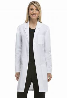 white scrub coats for as professional whites 37 quot unisex lab coat in white 83402a