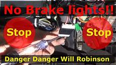 Subaru Outback Brake Lights Not Working No Brake Lights Subaru Impreza Wiring Nightmare Youtube