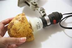 How To Put A Light Bulb In How To Remove A Broken Light Bulb With A Potato 9 Steps