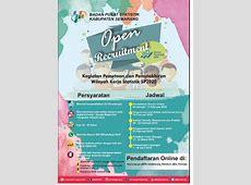 Lowongan Kerja Badan Pusat Statistik Kabupaten Semarang
