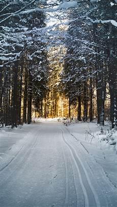 Iphone 11 Pro Wallpaper Winter by Nx26 Snow Mountain Light Winter Nature Wallpaper