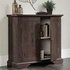 sauder new grange accent storage cabinet bookcases
