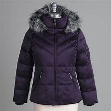 Zeroxposur Jacket Size Chart Zero Xposur Women S Hooded Down Coat