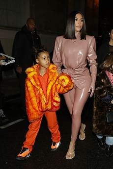 kim kardashian divides the internet over north s