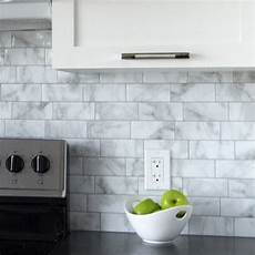 peel and stick kitchen backsplash tiles smart tiles mosaik metro 11 56 quot x 8 38 quot peel