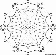 kreative mandala vorlage mandala vorlagen mandalas