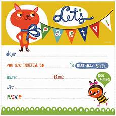 Free Online Kids Birthday Invitations Orange You Lucky My Printable Birthday Invitation