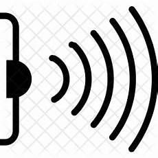 motion sensor icon of line style available in svg png