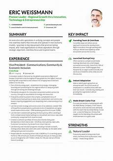 Creative Resume Marketing Marketing Resume Example And Guide For 2019