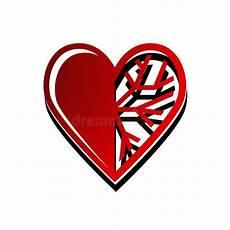 cuore e vasi cuore e vasi sanguigni illustrazione di stock