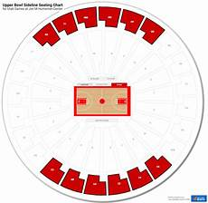 Huntsman Center Seating Chart Jon M Huntsman Center Utah Seating Guide Rateyourseats Com