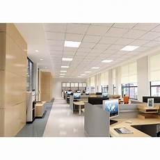 Dim Office Lighting 48w Led Panel Light Recessed 600x600 Ceiling Modular