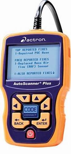 Actron Auto Scanner Fits All 2010 2015 Camaro Models