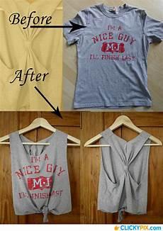 40 simple no sew diy clothing hacks designs and ideas