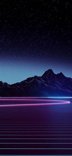 iphone xs max wallpaper 4k for android 1242x2688 neon highway 4k iphone xs max hd 4k wallpapers