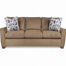 La Z Boy Sofa 3d Image by La Z Boy Casual Sofa With Premier Comfortcore Cushions