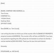 How To Make A Counter Offer How To Write A Real Estate Counter Offer Letter 5 Best