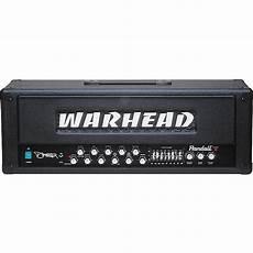 Randall Watts Randall Warhead 2ch 300 Watt Amp Head Music123