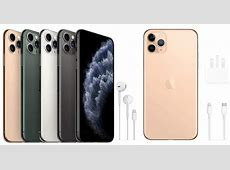 How much is an iPhone 11 Pro Max? Price, Specs, Triple