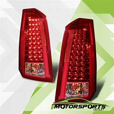 2006 Cadillac Cts Led Lights 2003 2004 2005 2006 2007 Cadillac Cts Led Red Clear Rear