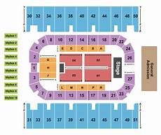 Cirque Dreams Holidaze Nashville Seating Chart First Interstate Arena Seating Chart Billings