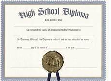Ged Certificate Template 60 Free High School Diploma Template Printable