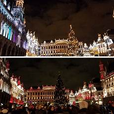 Brussels Christmas Market Light Show Two Days At The Brussels Christmas Market For 250 Two