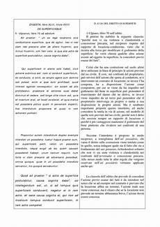 dispense diritto diritto di superficie dispense