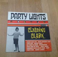 Claudine Clark Claudine Clark Party Lights Roots Vinyl Guide