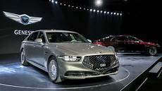2020 genesis g90 2020 genesis g90 unveiled with design changes