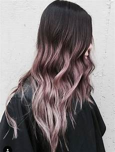 Black To Light Pink Ombre Hair Pinterest Linell Hair Styles Pink Ombre Hair Ombre