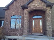 House Of Stone And Light Red Brick And Stone Homes Using Brick Amp Stone On Your