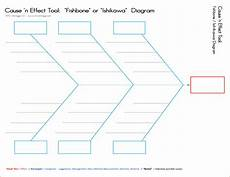 Cause And Effect Diagram Template Excel 4 Cause And Effect Diagram Template Teknoswitch