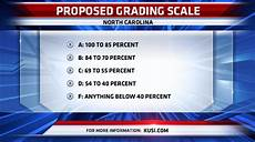 South Carolina Grading Scale Chart North Carolina Lawmakers Consider Bill That Would Change