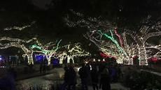 Houston Lights 2017 Zoo Lights Houston 2017 Youtube