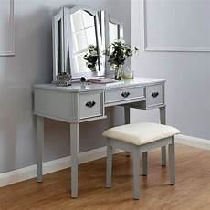 gfw grey dressing table set 163 189 beds direct