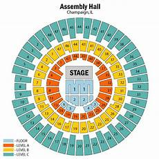 State Farm Center Seating Chart Garth State Farm Center Champaign Tickets Schedule Seating
