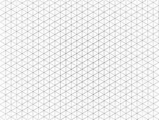 Isometric Graph Paper Staples Exploded View Sketching4ids