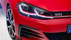 Vw Golf Gti Lights Vw Golf Gti 2017 Mk7 Facelift Review Car Magazine
