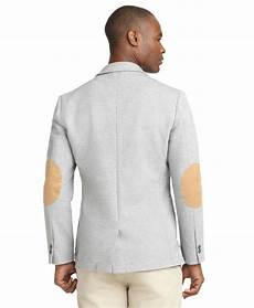 Brooks Brothers The Light Brooks Brothers Doubleface Cotton Pique Blazer In Light