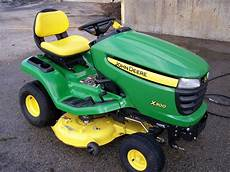 2010 deere x300 lawn garden and commercial mowing