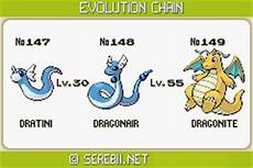 Pokemon Dragonair Evolution Chart Pok 233 Mon Of The Day Dragonite